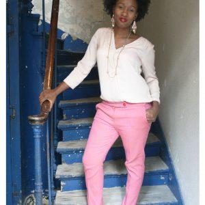 patron de femme pantalon femme