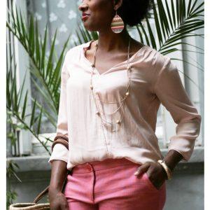 patron de couture short femme
